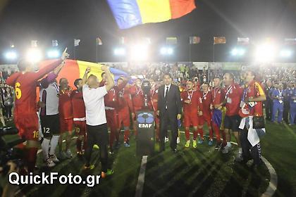 Ρουμανία 4χ4