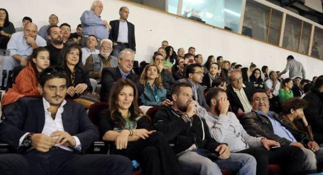 Γιαννακόπουλος: «Η Κύπρος είναι πράσινη»