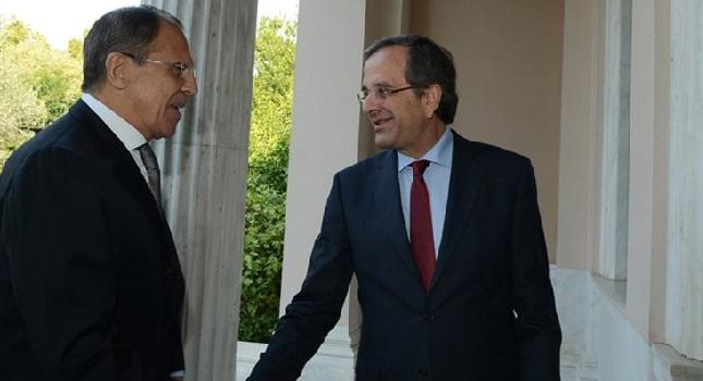 Λαβρόφ: «Η Ρωσία θα στηρίξει την Ελλάδα με κάθε τρόπο»