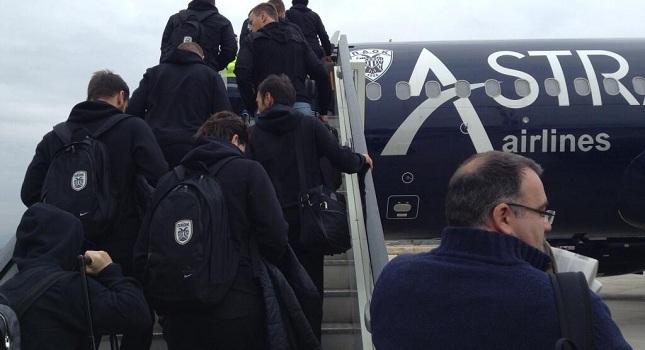 Ξεκινά η πτήση «Γολγοθάς» προς Αστάνα
