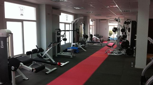 Νέο γυμναστήριο για τον ΠΑΟΚ