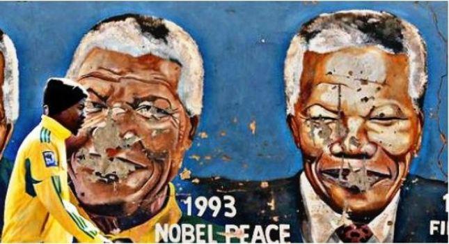 Ο… ποδοσφαιρικός Νέλσον Μαντέλα