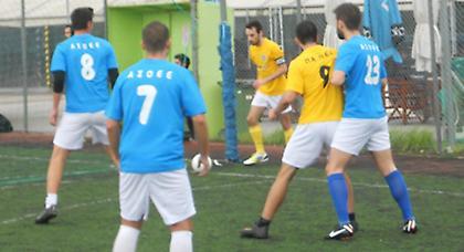 Ξεκίνησε η αγωνιστική δράση στο  N'JOY UNI-League 13!
