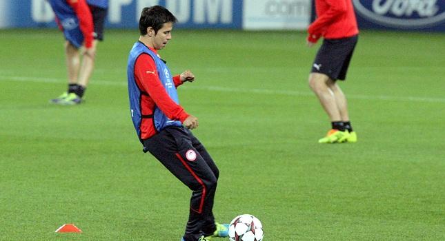 Σαβιόλα: «Πιο δυνατή απ' το πρώτο ματς η Άντερλεχτ»