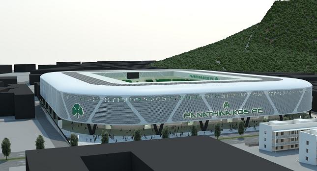 Η πρόταση για το γήπεδο στη Λεωφόρο(video)