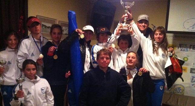 Ιστιοπλοϊα: Ο ΙΟΠ πολυνίκης στο BLUE GREECE CUP