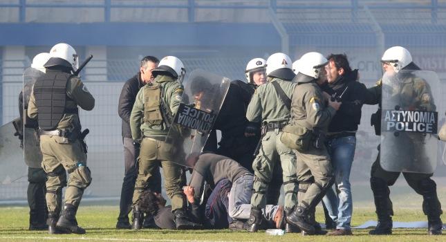 Έξι συλλήψεις και 48 προσαγωγές στο Αιγάλεω