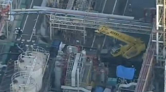 Ιαπωνία: Φονική έκρηξη σε εργοστάσιο χημικών