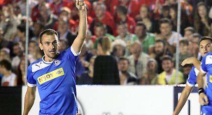 Ο Έλληνας με το κορυφαίο γκολ του miniEURO!