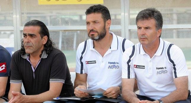 Με δυο προπονητές ο Εργοτέλης