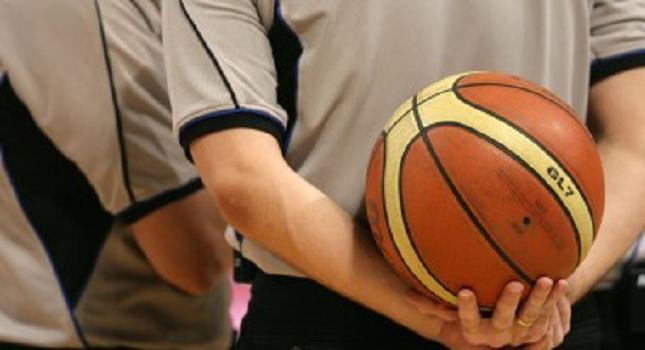 Οι διαιτητές της 14ης αγωνιστικής της Α1 μπάσκετ