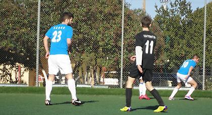 Μεγάλα ματς στην περιφέρεια για το N'JOY UNI-League 13!