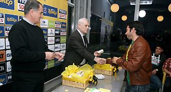 Μελισσανίδης: «Γήπεδο και πρωταθλήματα»! (pics)
