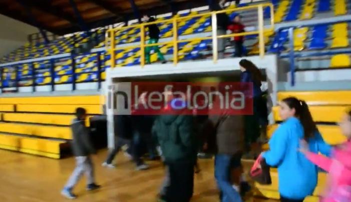 Δείτε βίντεο από τη στιγμή του σεισμού στην Κεφαλονιά