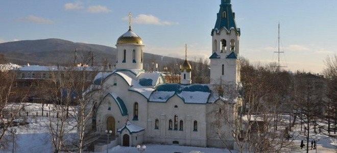 Ρωσία: Ένοπλος σκότωσε δύο ανθρώπους σε εκκλησία