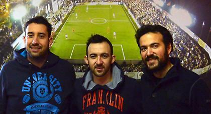Επίλεκτη ελληνική ομάδα: Ανανέωση συνεργασίας με Γκαϊφύλλια!
