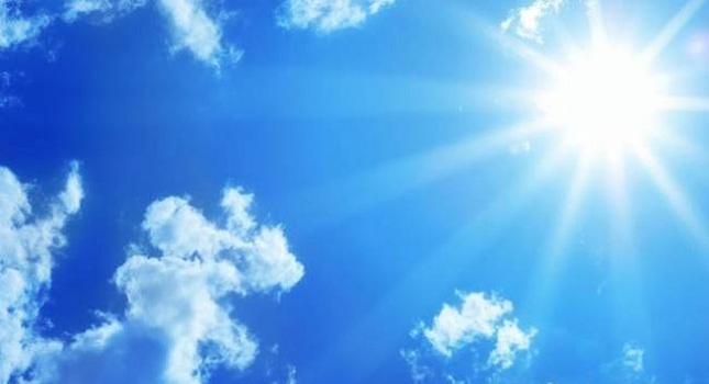Καλός ο καιρός σήμερα
