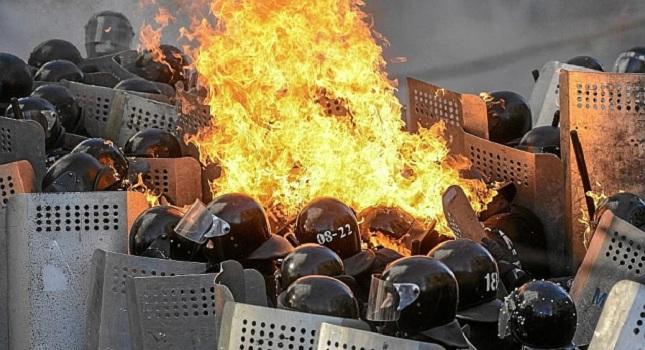 «Η UEFA στέλνει την Βαλένθια στον πόλεμο»!