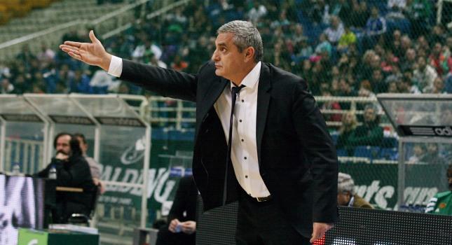 Πεδουλάκης: «Ο ρυθμός θα κρίνει το ματς»