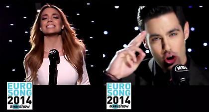 Στροφή στην Παναγία από τη Eurovision!
