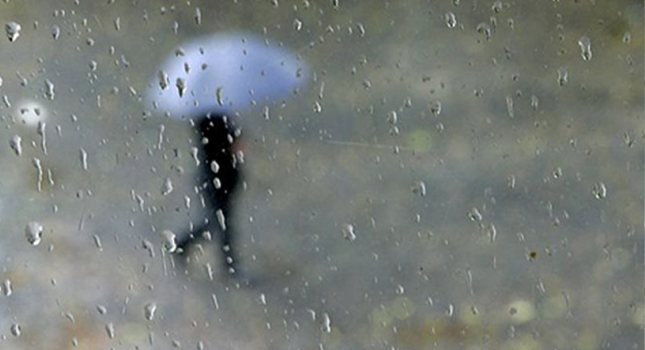 Με βροχές και καταιγίδες το Σαββατοκύριακο
