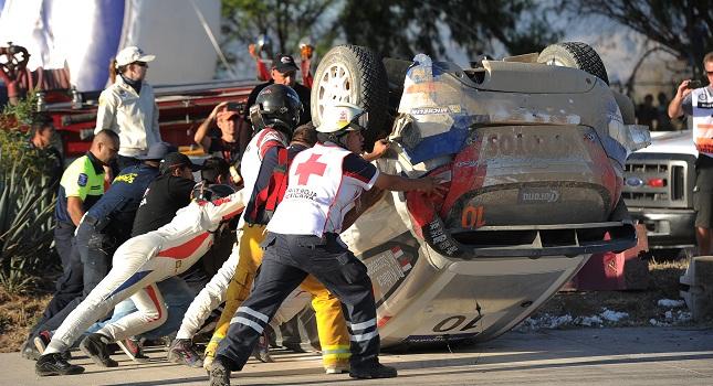 Δείτε το ατύχημα του Κούμπιτσα στο Μεξικό