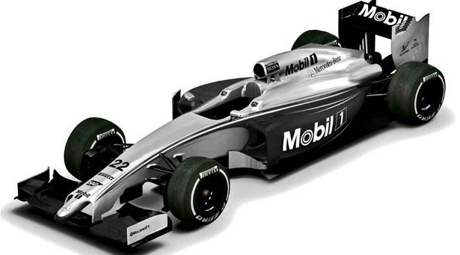 Με επετειακό… λουκ η McLaren!