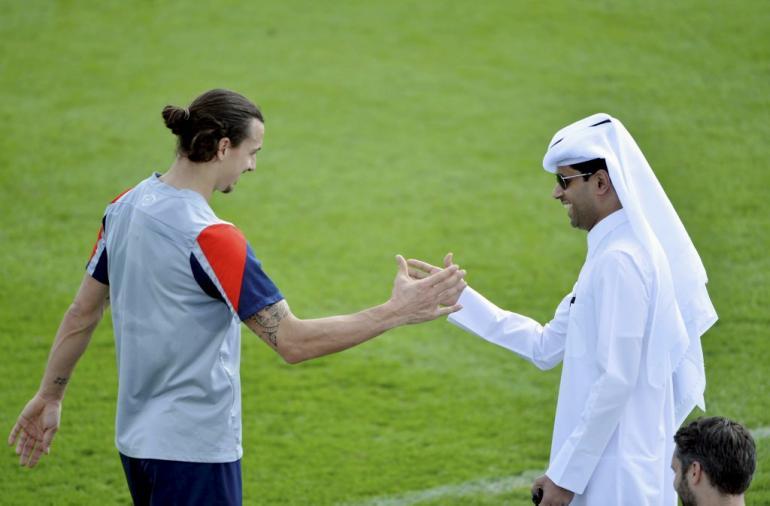 «Χρυσώνει» για το Champions League η Παρί