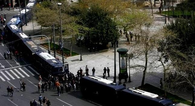 Αυστηρά μέτρα ασφαλείας ενόψει παρέλασης