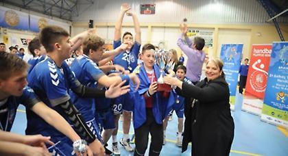 Η Κροάσια Ζάγκρεμπ νικήτρια του «Βριληττός»