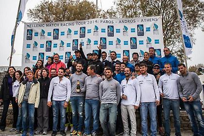 Το πρώτο Hellenic Match Racing Tour είναι γεγονός!