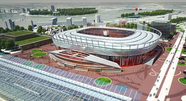 Το νέο «παλάτι» της Φέγενορντ (video)