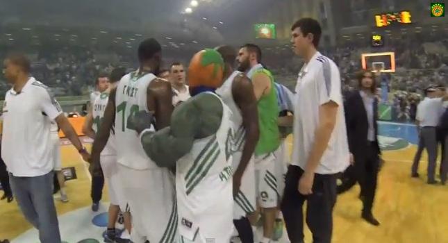 Παναθηναϊκός-Ολυμπιακός από άλλη ματιά (video)