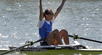 Πρωταθλήτρια Ευρώπης η Νικολαΐδου, ασημένιο για την τετράκωπο