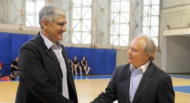 Παρουσία υφυπουργού η έναρξη σχολής προπονητών μπάσκετ