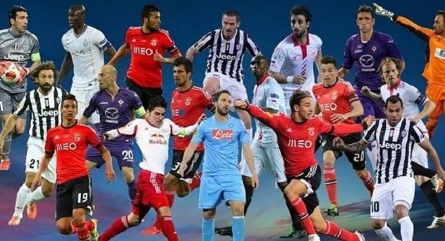 Η καλύτερη 18άδα του Europa League