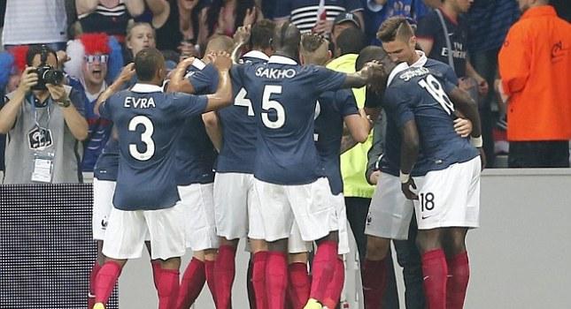 Έβγαλε… οκτάσφαιρο η Γαλλία! (video)