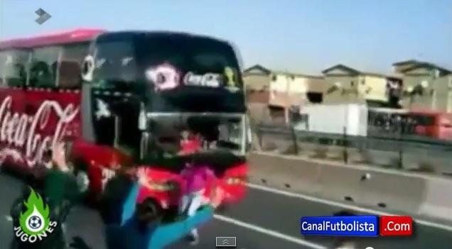 Παραλίγο να σκοτώσει οπαδό της η… Χιλή (video)