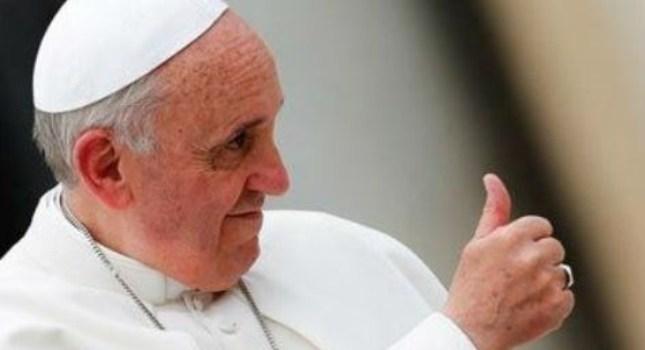 Το μήνυμα του Πάπα για το Παγκόσμιο Κύπελλο