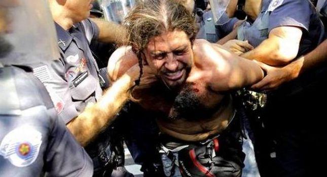 Τραυματίστηκε Ελληνίδα στο Σάο Πάουλο (pics)