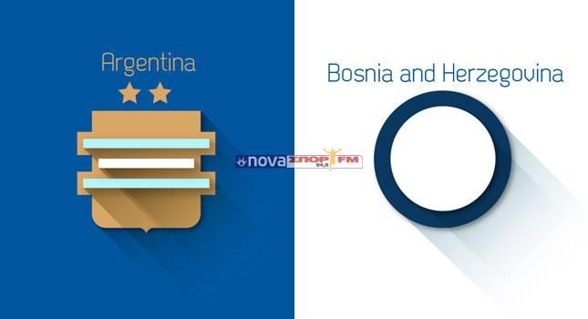 Αργεντινή μπορείς; Απόδειξη!