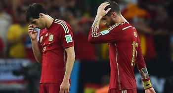 Δεν ταιριάζουν δάκρυα για αυτήν την Ισπανία