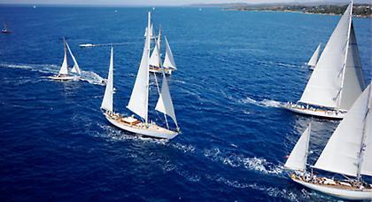 Ρεκόρ επιτυχίας για το Spetses Classic Yacht Race 2014!