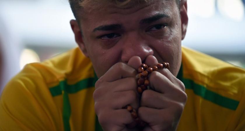 Βραζιλιάνος πέθανε την ώρα των πέναλτι!