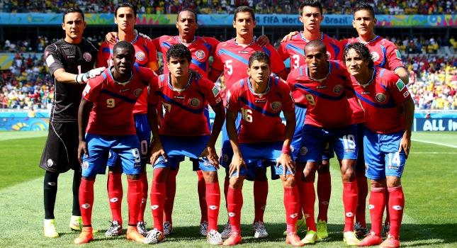 Έτσι θα αγωνιστεί η Κόστα Ρίκα