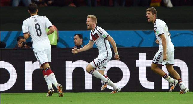 Και στην… παράταση κερδίζουν οι Γερμανοί!