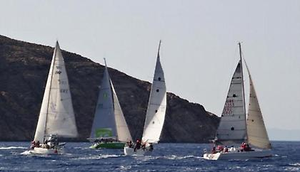 Ολοκληρώθηκε με επιτυχία ο επετειακός 20ος «CycladesRegatta 2014» του Ν.Ο.Τ.Κ.