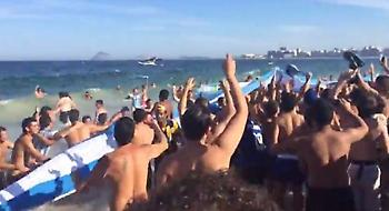 Αργεντινοί ξεσηκώνουν την Κόπα Καμπάνα (video)