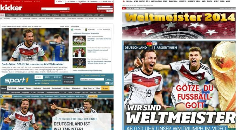 Γερμανία παντού!