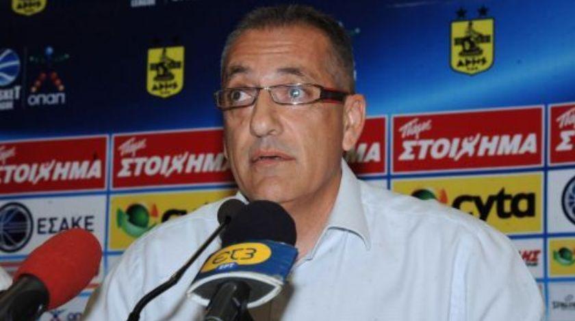 Κίτρινος φάκελος στη FIBA